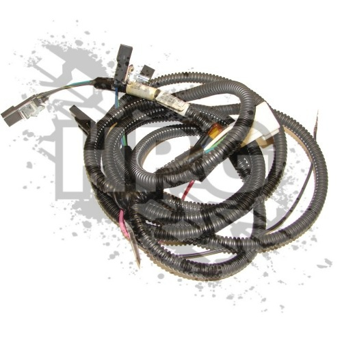 hummer parts hpg 6007419 wire harness power locks and windows