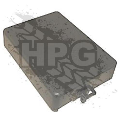 external fuse box external fuse box hummer parts guy (hpg) - 6010288 | cover, fuse box (external)