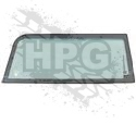 GLASS, WINDSHIELD (LH) {HEATED & BORDER} [TINTED]