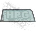 GLASS, WINDSHIELD (RH) {HEATED & BORDER} [TINTED]