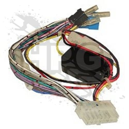 hummer parts guy hpg 6004411 wire harness jumper. Black Bedroom Furniture Sets. Home Design Ideas
