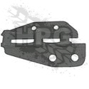 BRACKET, CROSSMEMBER (FRONT SUSPENSION) {REAR RH}