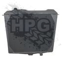 RADIATOR, ENGINE COOLANT
