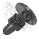 DRIVE PIN (STEERING COLUMN & HEATER BOOT)