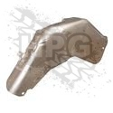 HEAT SHIELD, TURBO (REAR)