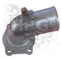 WATER OUTLET, ENGINE (4 BOLT)