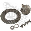 GEAR SET, AXLE/DIFFERENTIAL (2.56)