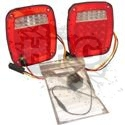 KIT, TAIL LIGHTS (LED) [H1 1999-2006]