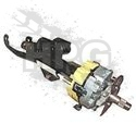 SHAFT, STEERING COLUMN (H1)