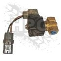 VALVE, SOLENOID (INFLATE) {FRONT} *BROWN/BLACK*