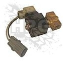 VALVE, SOLENOID (INFLATE) {REAR} *GRAY/BLACK*