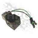 COIL, CTIS VALVE (DEFLATE) {FRONT/REAR} *GREEN/BLACK*