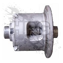 DIFFERENTIAL, TORSEN (TYPE 2) {ABS}