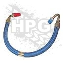 HOSE ASSEMBLY (STEERING GEAR TO HYDRO-BOOST) {ABS}