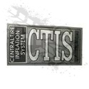 DECAL, CTIS LOGO (1 PIECE STEEL WHEEL)