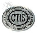DECAL, LUG COVER (ALUMINUM WHEEL) {W/CTIS}