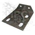 BRACKET, TIEDOWN (REAR) {LH OR RH} [4 BOLT]