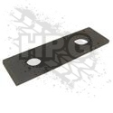 SPACER, AXLE SUPPORT (FRONT/REAR) {12.1 GVW}