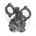 REGULATOR, FUEL PRESSURE (TBI)