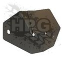 HEAT SHIELD, TURBO (RH)