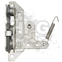 LATCH, DOOR (LH) (FRONT/REAR) [X-DOOR]