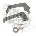 KIT, DOOR HANDLE (LH) {FRONT OR REAR} [SOFT DOOR]