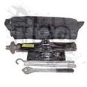 KIT, SCISSOR JACK (3.5 TON) {WITH TOOLS & BAG}