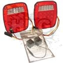KIT, TAIL LIGHTS (LED) [H1 1992-1998]
