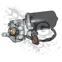 MOTOR, WINDSHIELD WIPER (12V) [NEW]