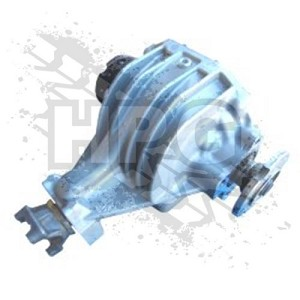 AXLE ASSEMBLY, FRONT/REAR (10.3 GVW) [2.56]