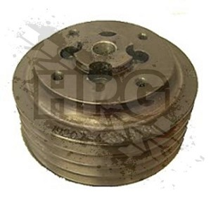 PULLEY, WATER PUMP (4 GROOVE)
