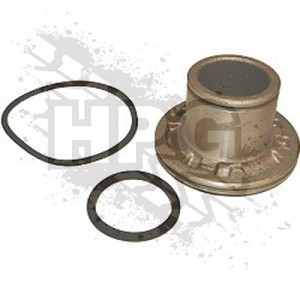 ASSEMBLY, PISTON AND RING