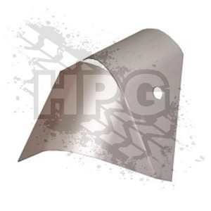 HEAT SHIELD, TURBO (LH)