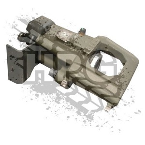 CALIPER, REAR (LH) [NEW] *GRAY SPRING*